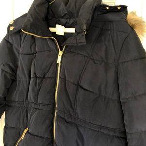 47f55e3be6aca H&M Jackets & Coats | Hm Mama Padded Maternity Coat Jacket | Poshmark